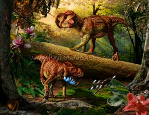 Gryphoceratops et Unescoceratops