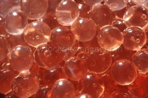 Perles d'alginate