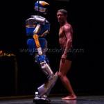 Danse avec le robot HRP2
