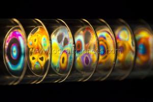Recherche sur les bulles de savon