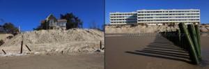 Erosion du littoral Altantique
