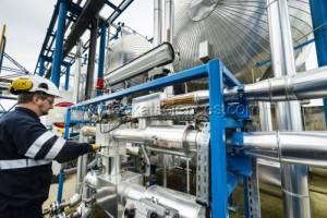 Cryocap : une usine d'hydrogène qui capte le CO2 par le froid
