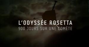 odyssée rosetta